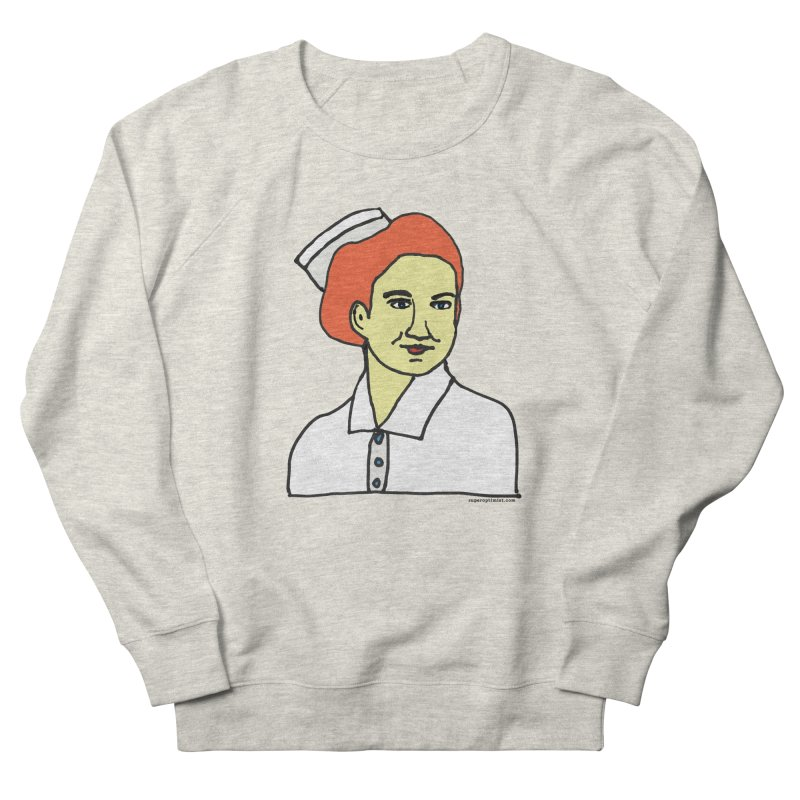 Nurse Nightsby Men's French Terry Sweatshirt by SuperOpt Shop