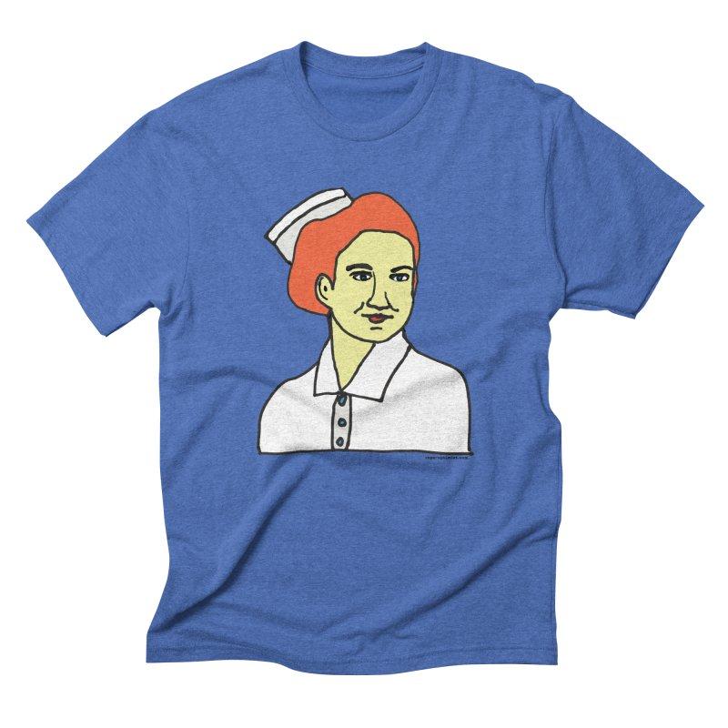 Nurse Nightsby Men's Triblend T-Shirt by SuperOpt Shop