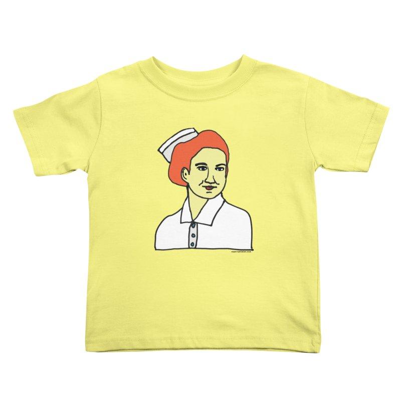 Nurse Nightsby Kids Toddler T-Shirt by SuperOpt Shop