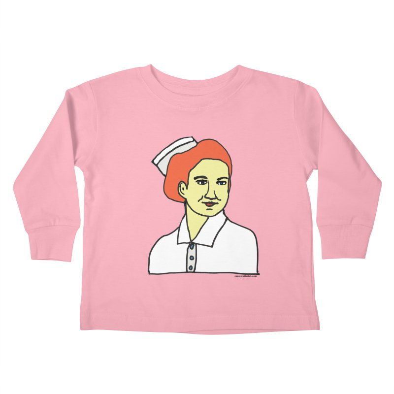 Nurse Nightsby Kids Toddler Longsleeve T-Shirt by SuperOpt Shop