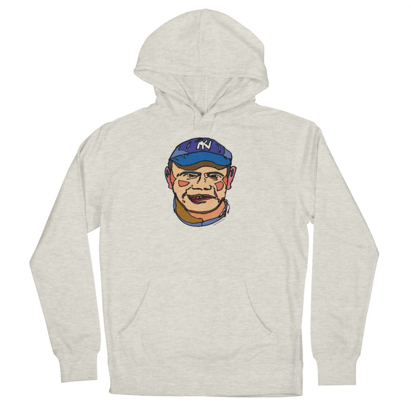 Bambino Men's French Terry Pullover Hoody by SuperOpt Shop