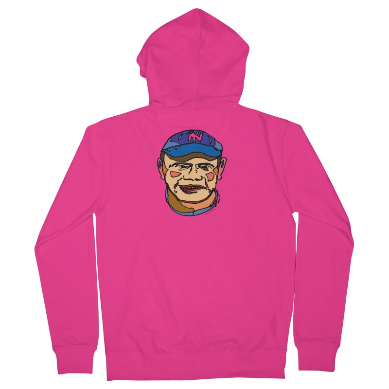 Bambino Men's French Terry Zip-Up Hoody by SuperOpt Shop