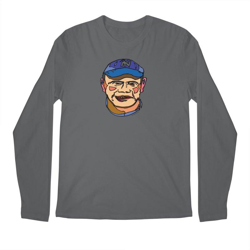 Bambino Men's Regular Longsleeve T-Shirt by SuperOpt Shop