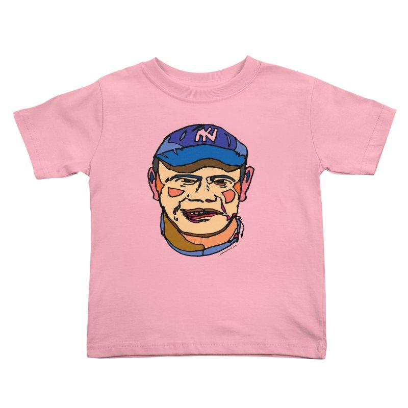 Bambino Kids Toddler T-Shirt by SuperOpt Shop