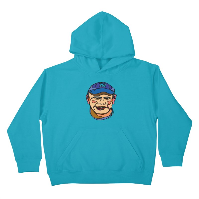Bambino Kids Pullover Hoody by SuperOpt Shop