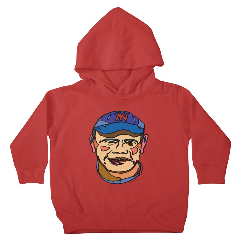 Bambino Kids Toddler Pullover Hoody by SuperOpt Shop