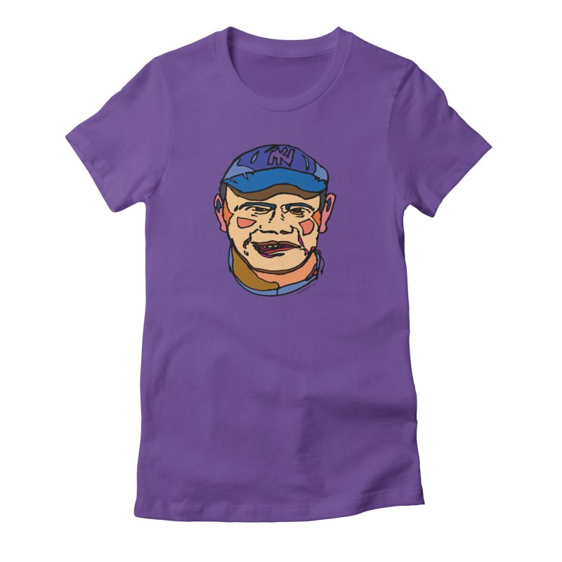 Bambino Women's Fitted T-Shirt by SuperOpt Shop