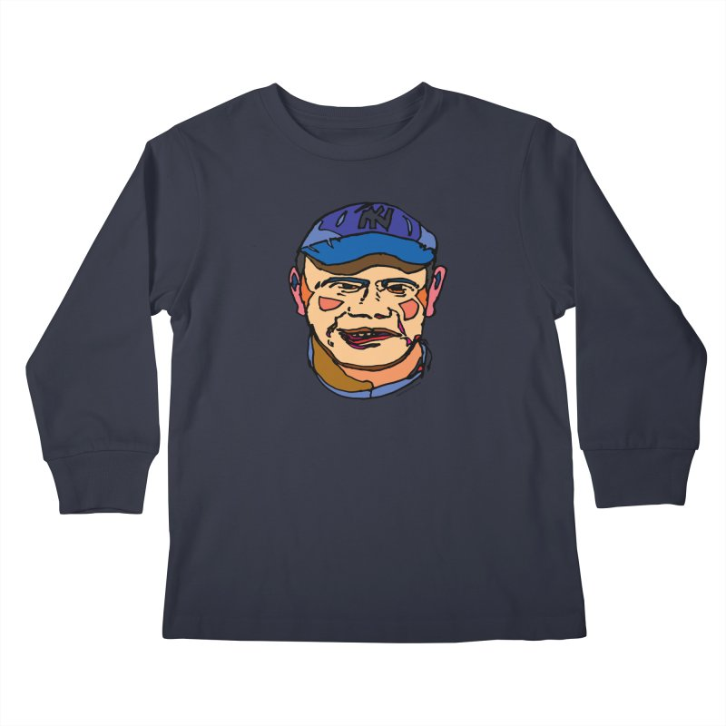 Bambino Kids Longsleeve T-Shirt by SuperOpt Shop