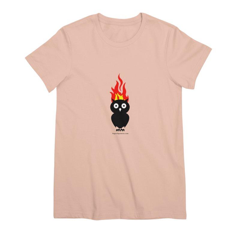Brainstorm Women's Premium T-Shirt by SuperOpt Shop