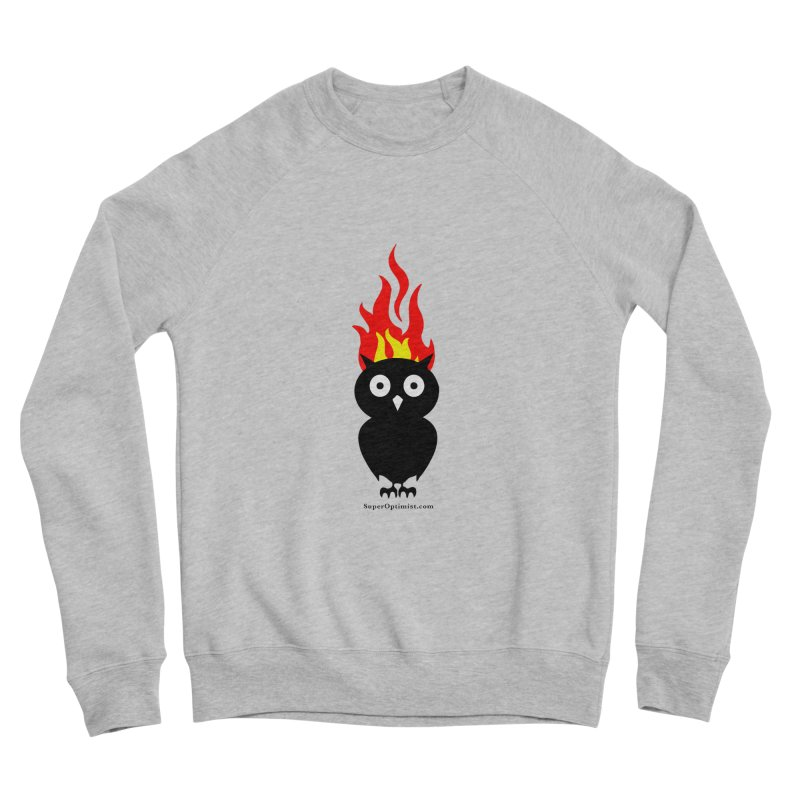 Brainstorm Men's Sponge Fleece Sweatshirt by SuperOpt Shop