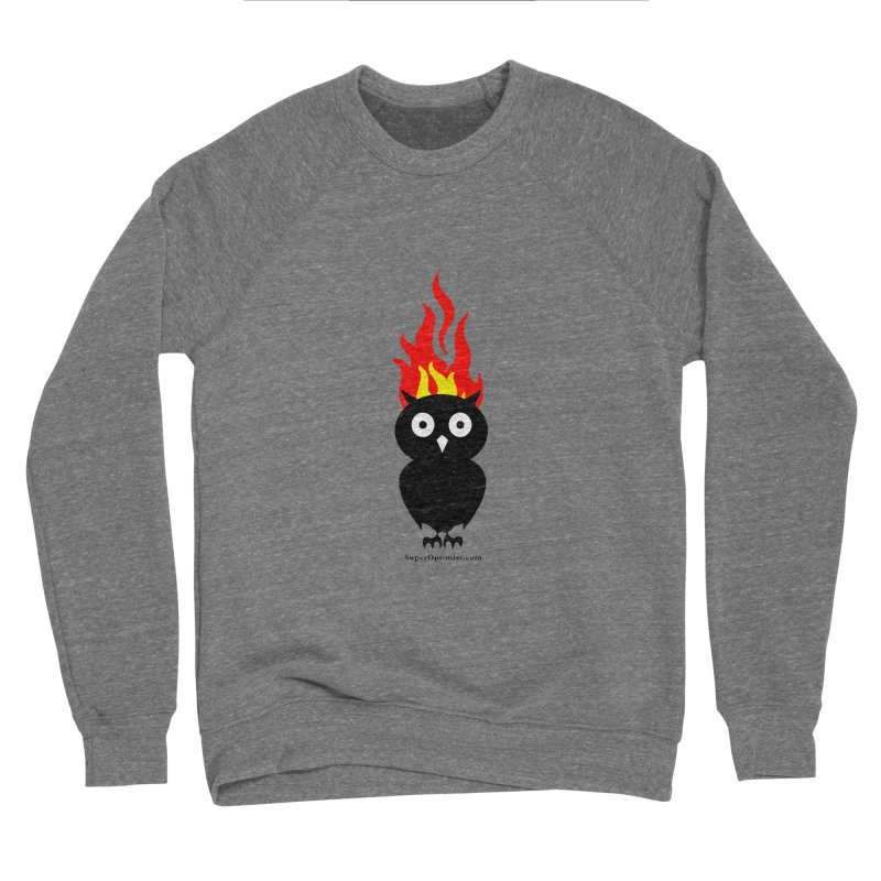 Brainstorm Women's Sponge Fleece Sweatshirt by SuperOpt Shop