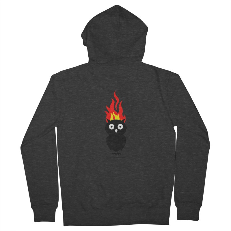 Brainstorm Men's French Terry Zip-Up Hoody by SuperOpt Shop