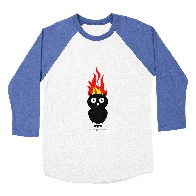 Brainstorm Men's Baseball Triblend Longsleeve T-Shirt by SuperOpt Shop
