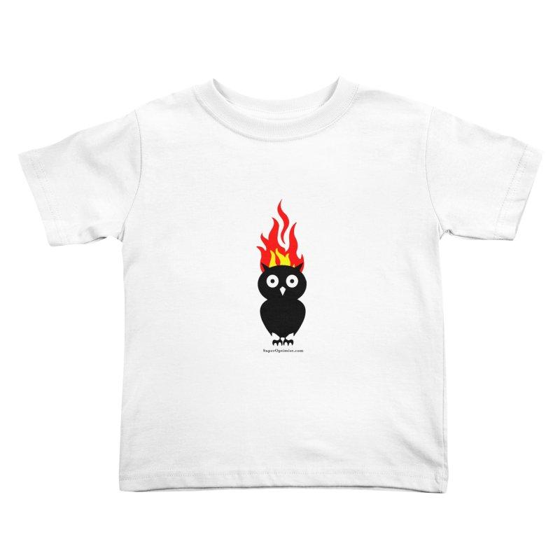 Brainstorm Kids Toddler T-Shirt by SuperOpt Shop