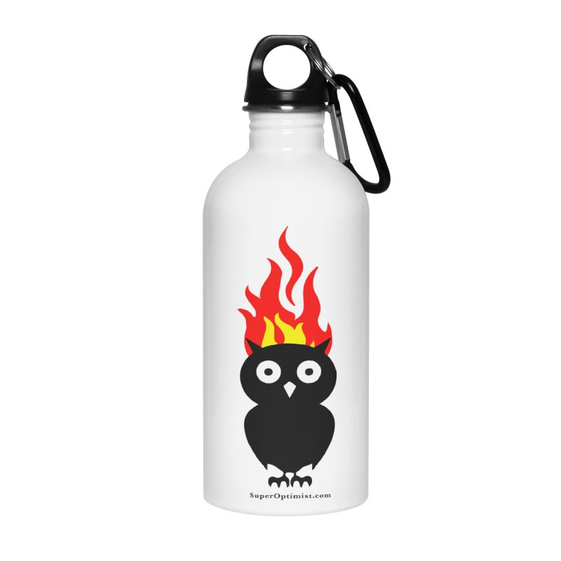 Brainstorm Accessories Water Bottle by SuperOpt Shop