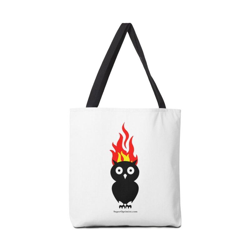 Brainstorm Accessories Tote Bag Bag by SuperOpt Shop