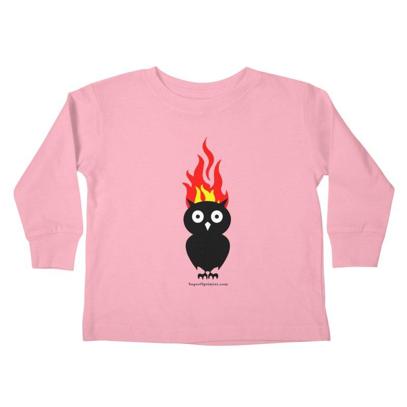 Brainstorm Kids Toddler Longsleeve T-Shirt by SuperOpt Shop