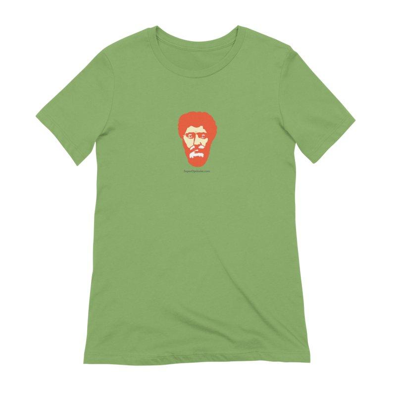 O.G. Marcus Aurelius Women's Extra Soft T-Shirt by SuperOpt Shop