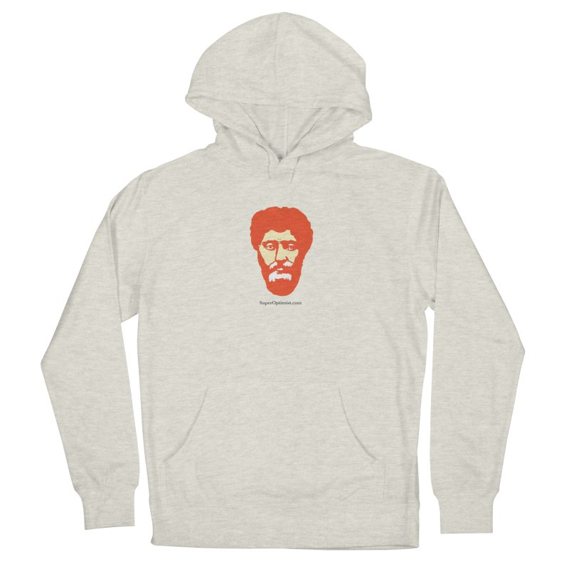 O.G. Marcus Aurelius Men's French Terry Pullover Hoody by SuperOpt Shop