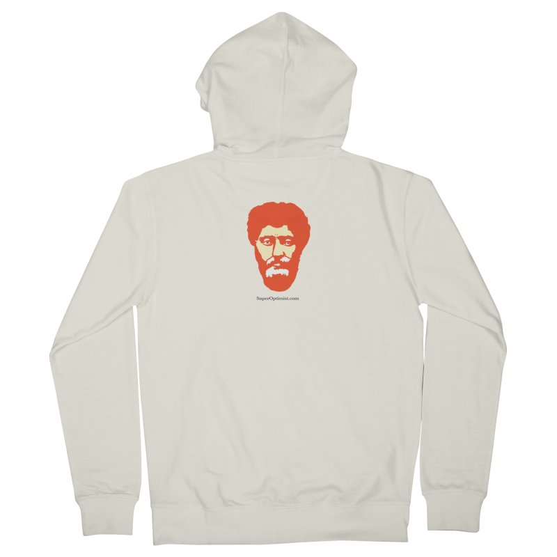 O.G. Marcus Aurelius Men's French Terry Zip-Up Hoody by SuperOpt Shop