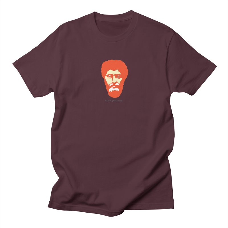 O.G. Marcus Aurelius Men's Regular T-Shirt by SuperOpt Shop