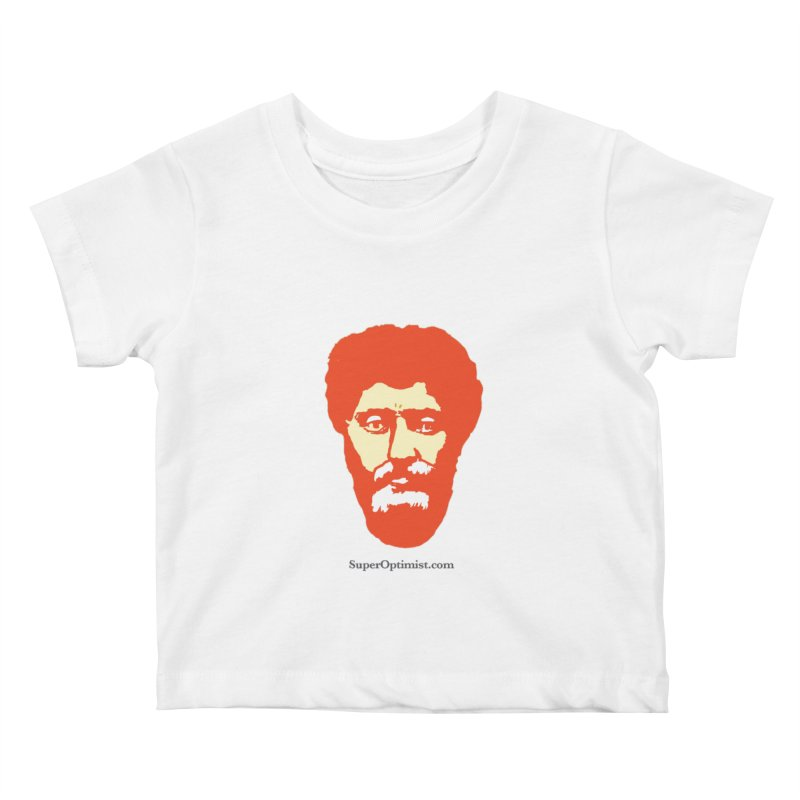 O.G. Marcus Aurelius Kids Baby T-Shirt by SuperOpt Shop