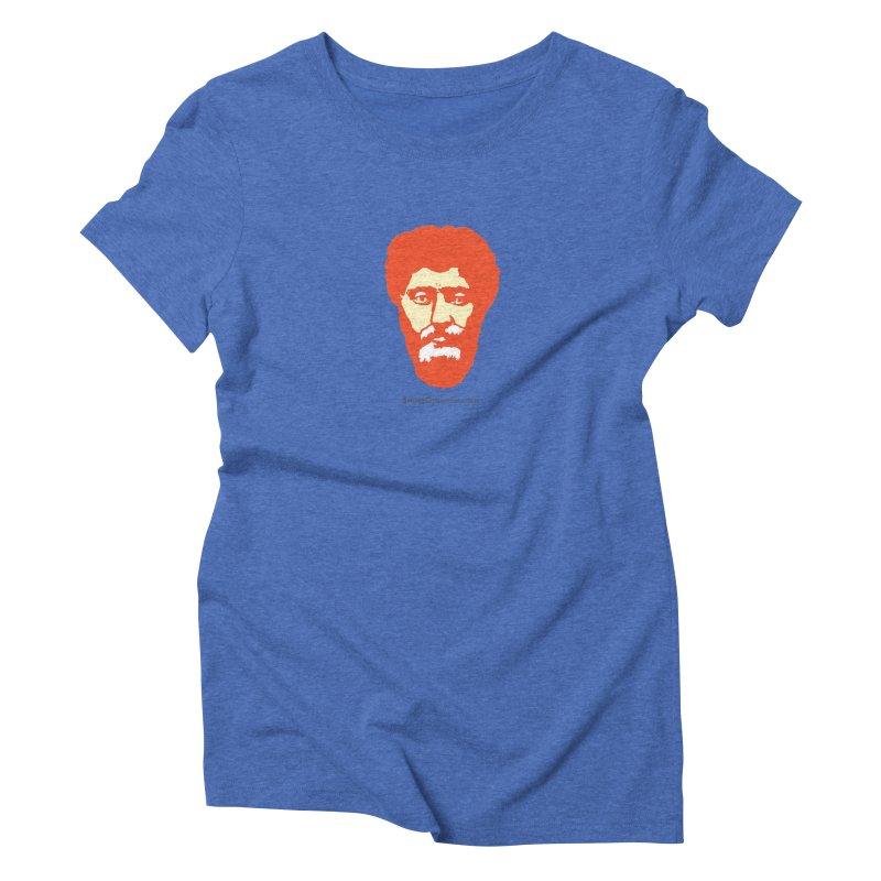 O.G. Marcus Aurelius Women's Triblend T-Shirt by SuperOpt Shop