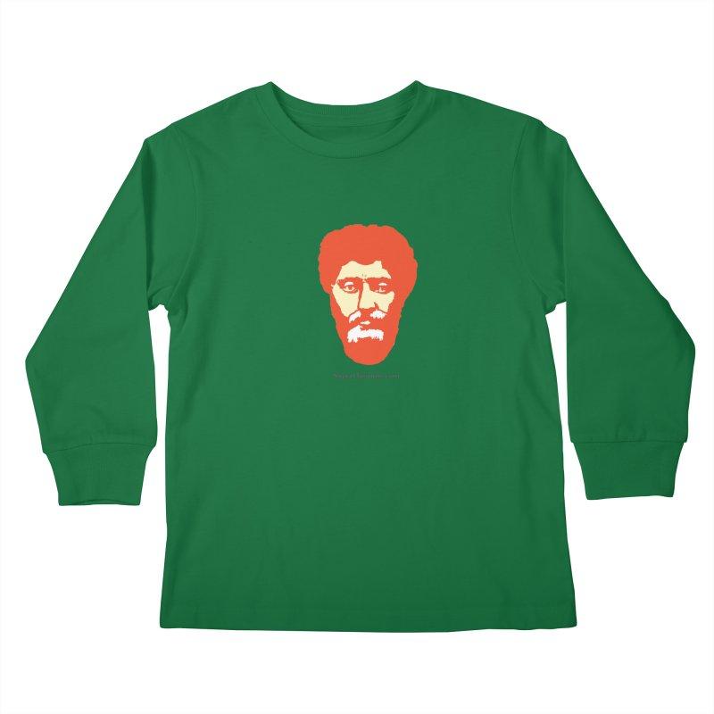O.G. Marcus Aurelius Kids Longsleeve T-Shirt by SuperOpt Shop