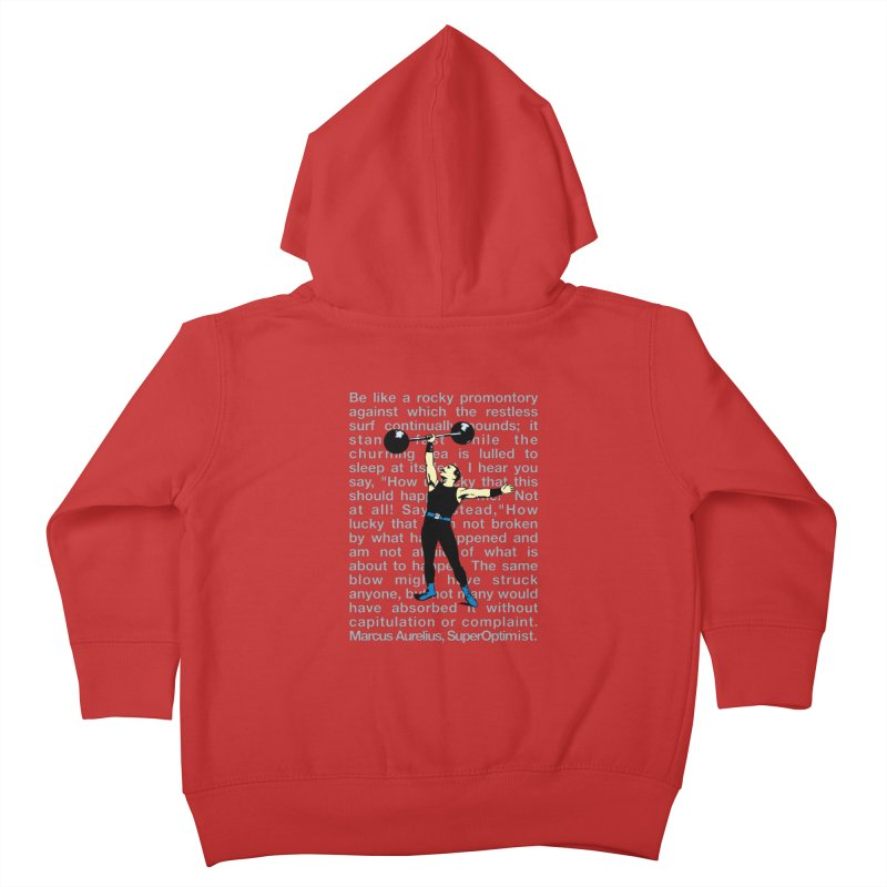 Rocky Kids Toddler Zip-Up Hoody by SuperOpt Shop