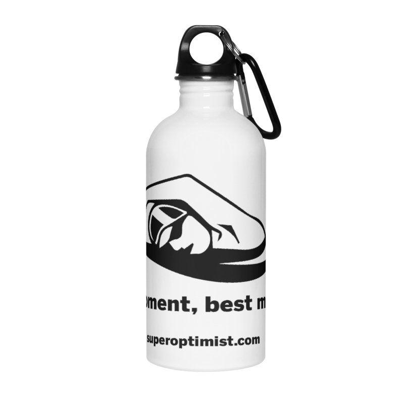 Deep Water Accessories Water Bottle by SuperOpt Shop