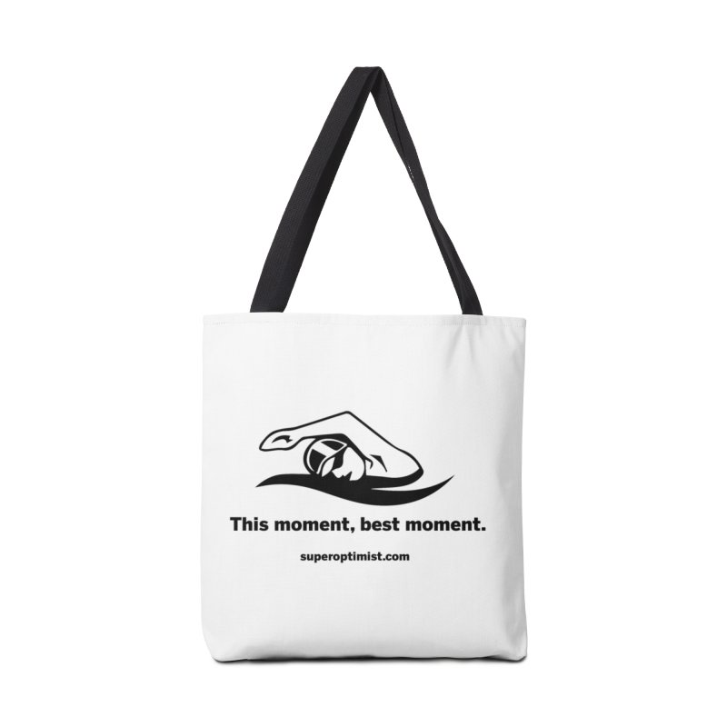 Deep Water Accessories Tote Bag Bag by SuperOpt Shop