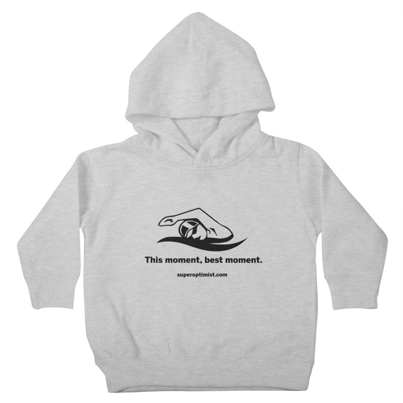 Deep Water Kids Toddler Pullover Hoody by SuperOpt Shop
