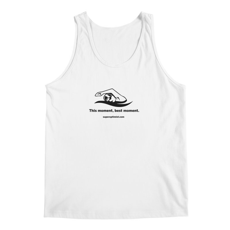 Deep Water Men's Regular Tank by SuperOpt Shop