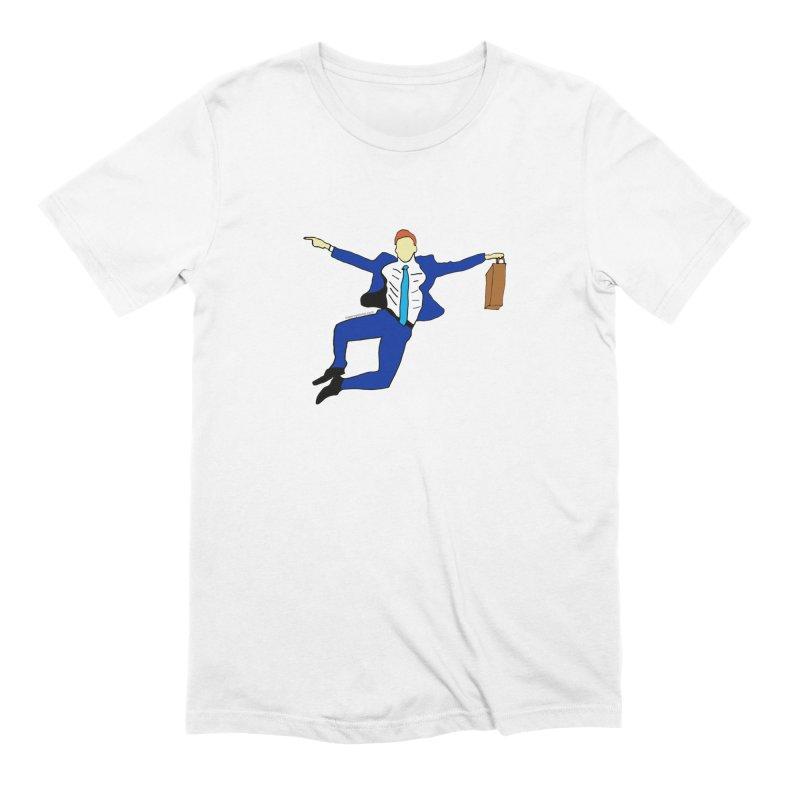 Happy Monday Men's Extra Soft T-Shirt by SuperOpt Shop