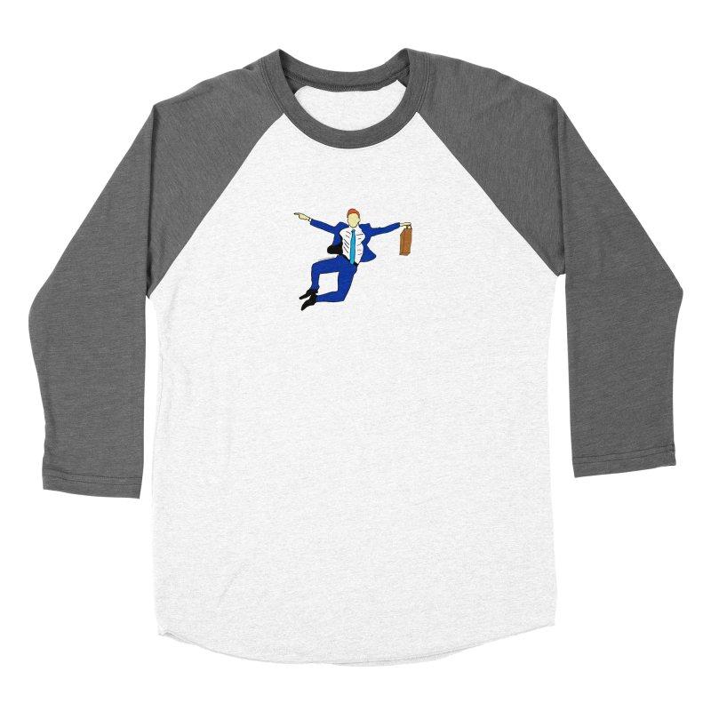 Happy Monday Women's Longsleeve T-Shirt by SuperOpt Shop