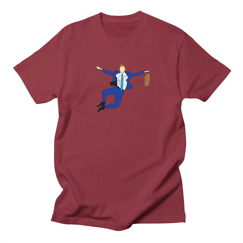 Happy Monday Women's Regular Unisex T-Shirt by SuperOpt Shop