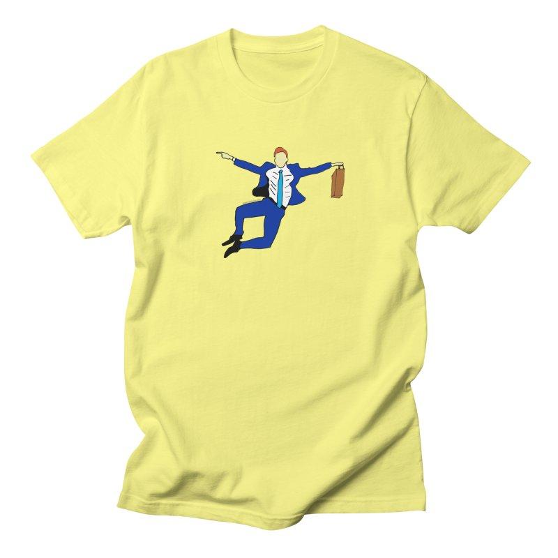 Happy Monday Men's T-Shirt by SuperOpt Shop