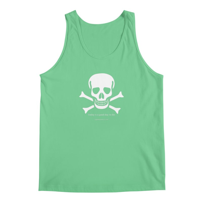 Today's the day Men's Tank by SuperOpt Shop