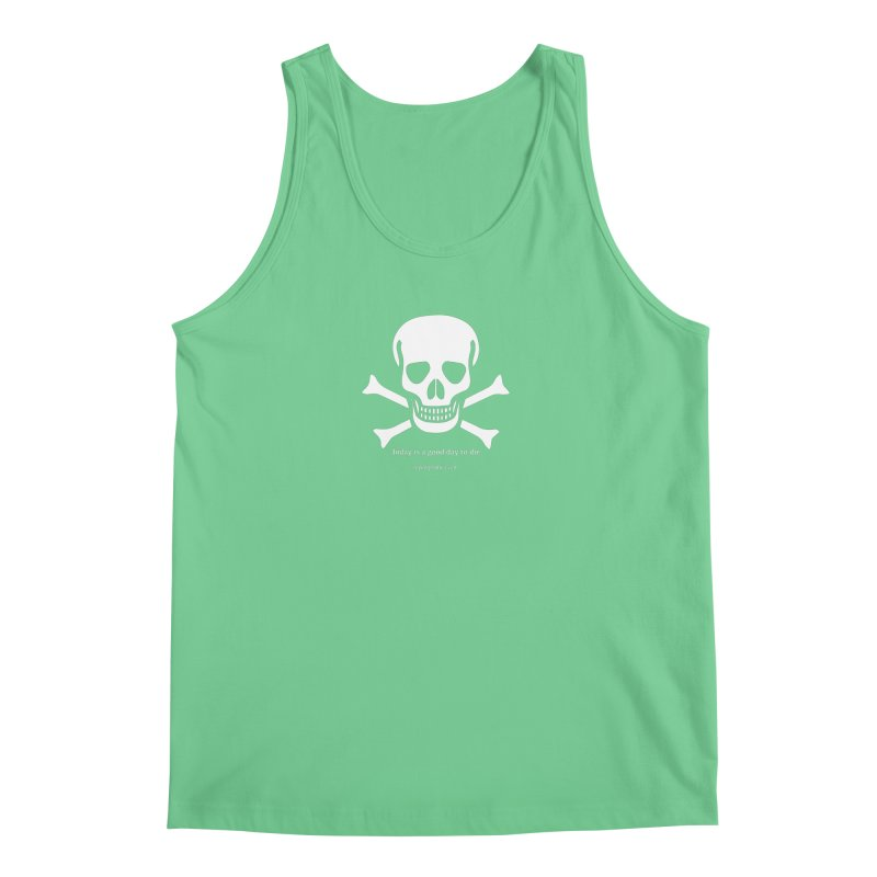 Today's the day Men's Regular Tank by SuperOpt Shop