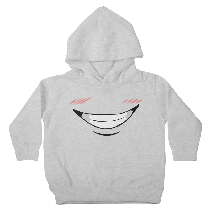 Smiley Kids Toddler Pullover Hoody by superskinbaby's Artist Shop
