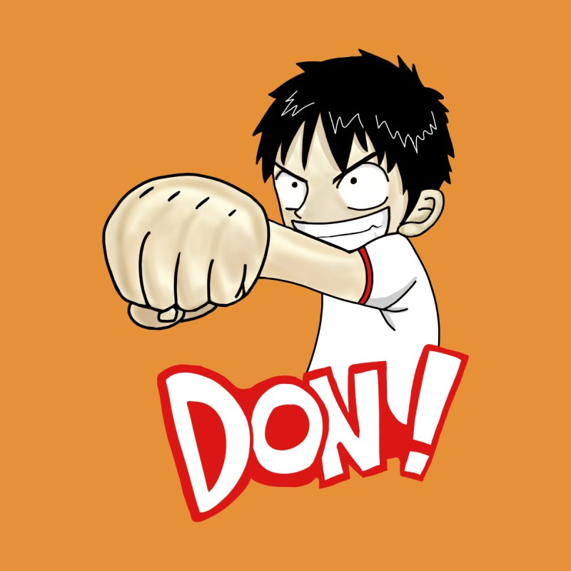 Luffy Don! (small) Men's T-Shirt by superskinbaby's Artist Shop