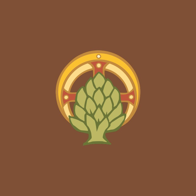 Holy Artichoke by Supersticery Shop