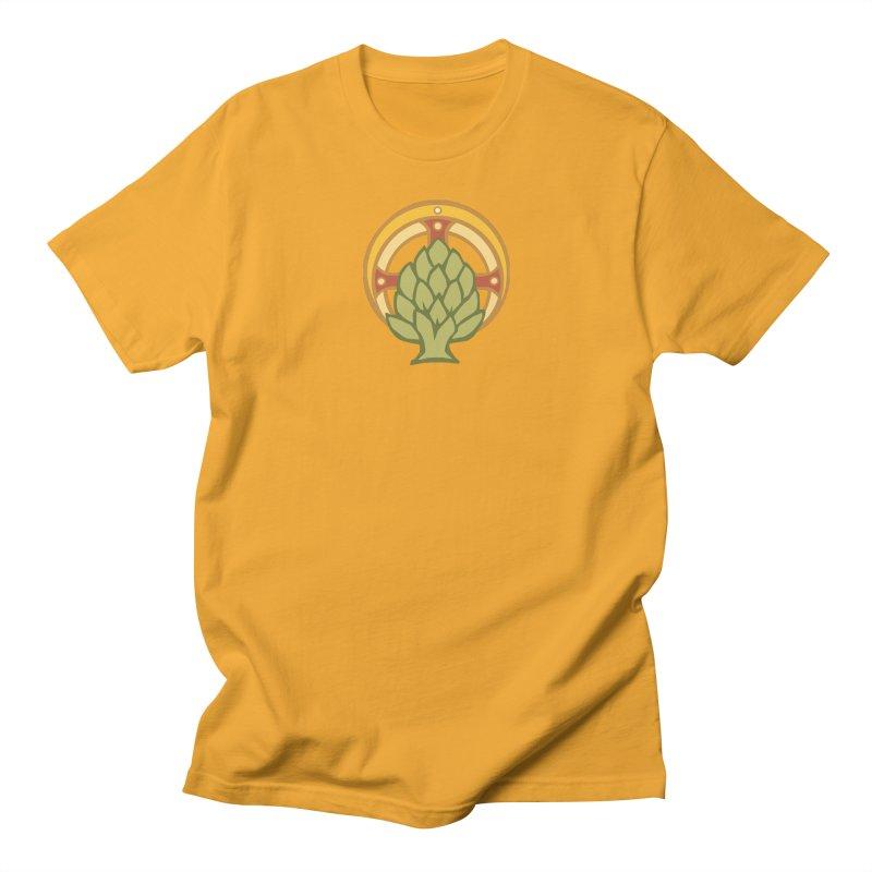 Holy Artichoke Men's Regular T-Shirt by Supersticery Shop