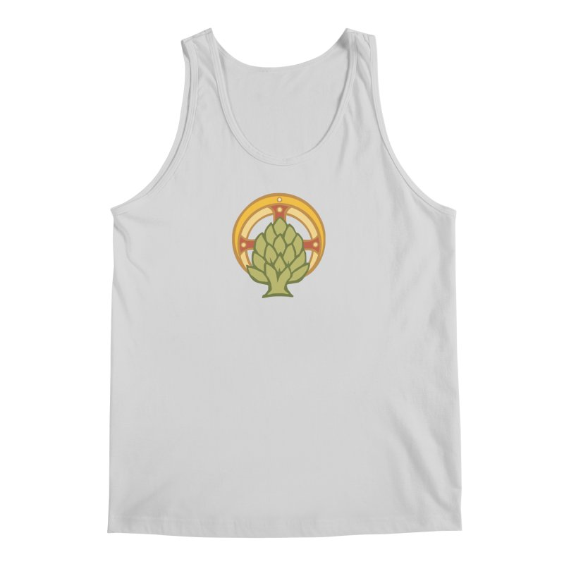 Holy Artichoke Men's Regular Tank by Supersticery Shop