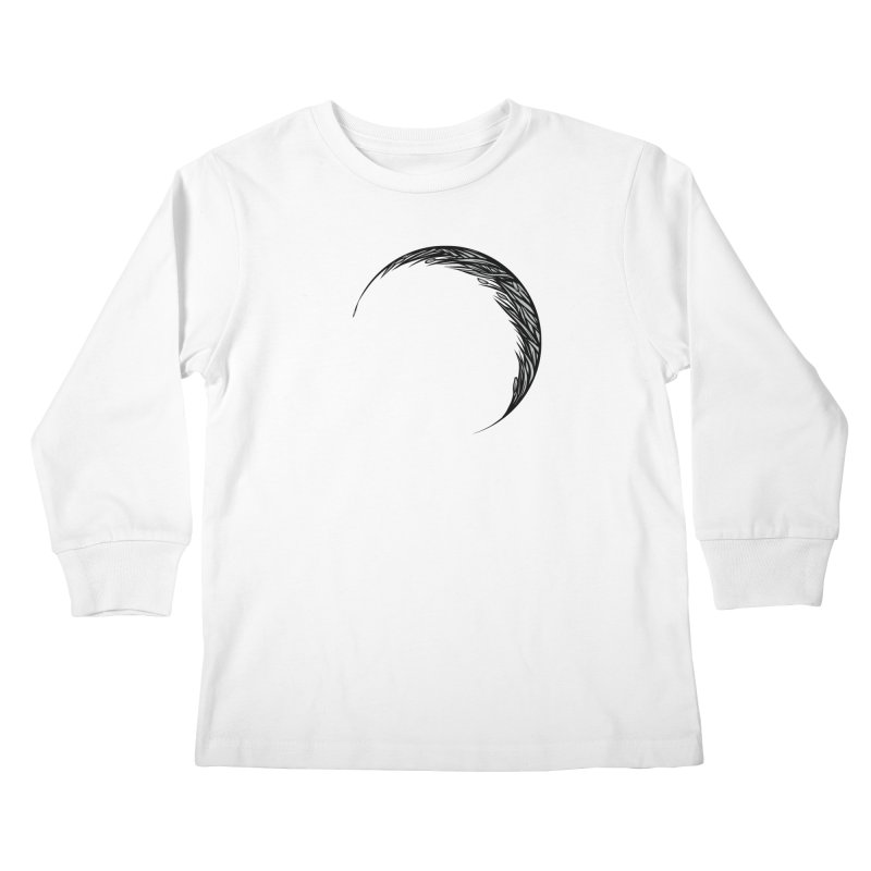 the Hollow Kids Longsleeve T-Shirt by Supersticery Shop