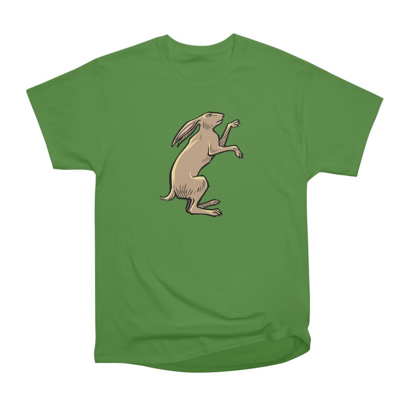 the Hare Women's Classic Unisex T-Shirt by Supersticery Shop