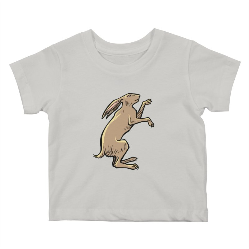 the Hare Kids Baby T-Shirt by Supersticery Shop