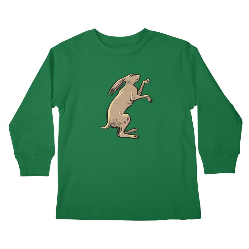 the Hare Kids Longsleeve T-Shirt by Supersticery Shop