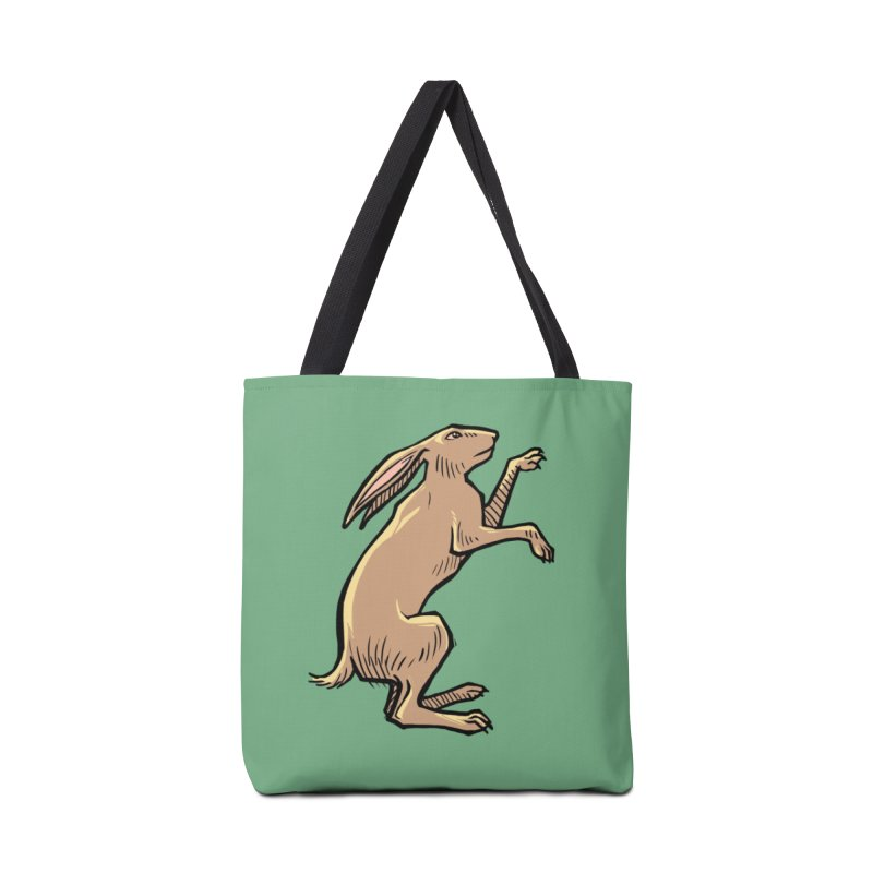the Hare Accessories Bag by Supersticery Shop