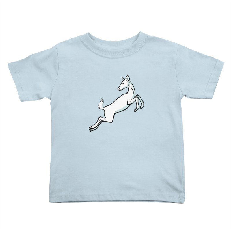 the Hind Kids Toddler T-Shirt by Supersticery Shop